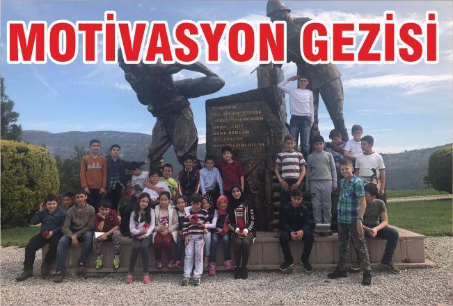 MOTİVASYON GEZİSİ