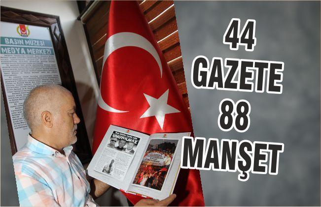 44 GAZETE 88 MANŞET