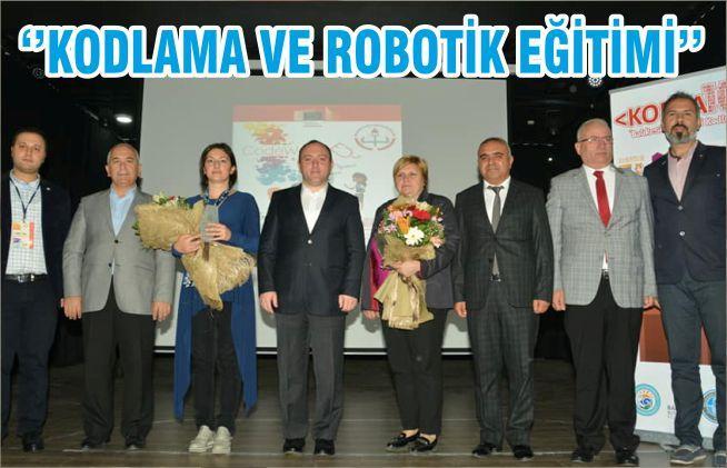 ''KODLAMA VE ROBOTİK EĞİTİMİ''