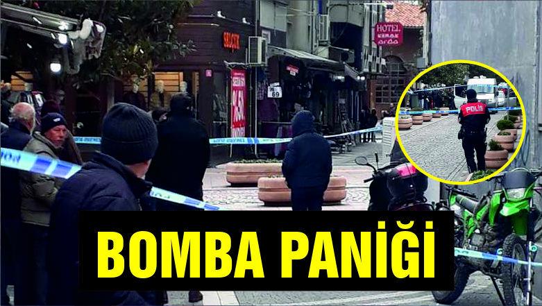 MİLLİ KUVVETLER'DE BOMBA PANİĞİ