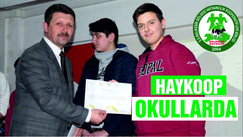 Faruk Özen'den öğrencilere seminer